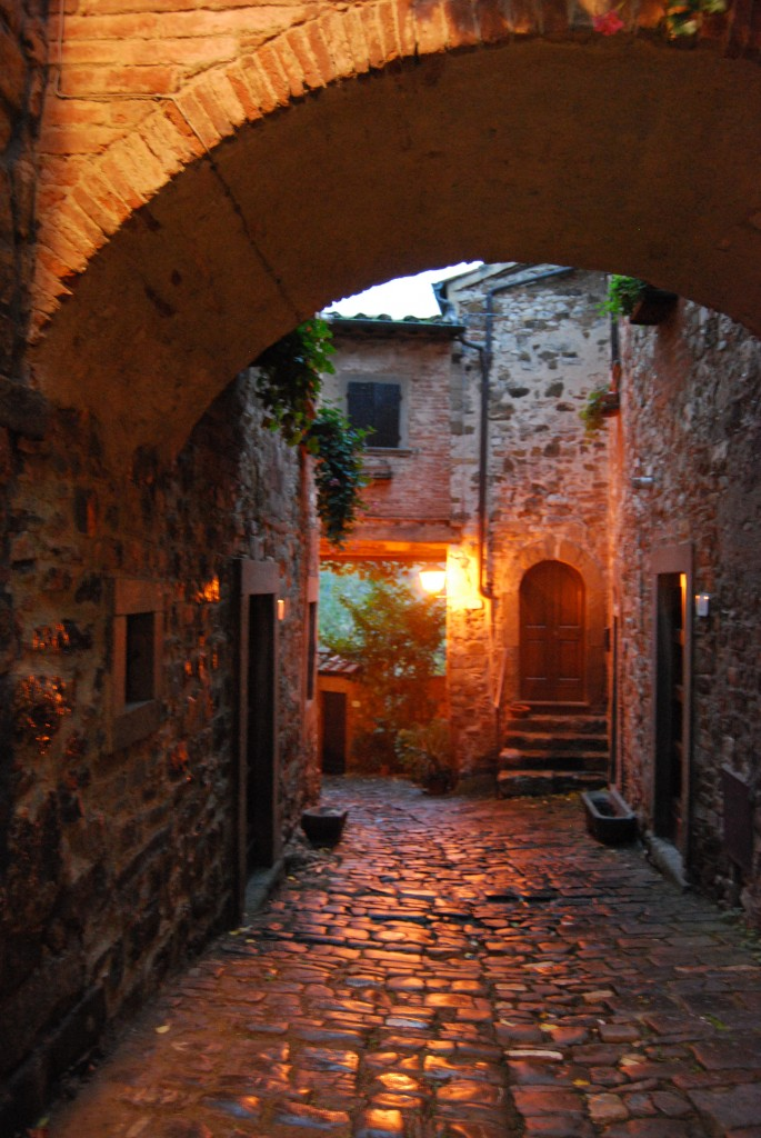 perierga.gr - Montefioralle: Το μεσαιωνικό διαμάντι της Τοσκάνης!