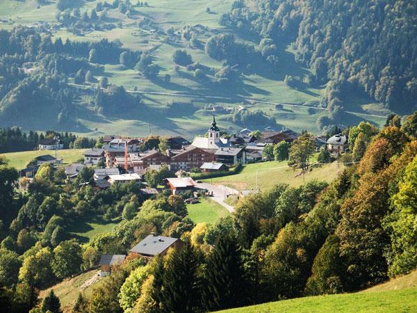 perierga.gr - Πανέμορφα χωριά στα βουνά του κόσμου!