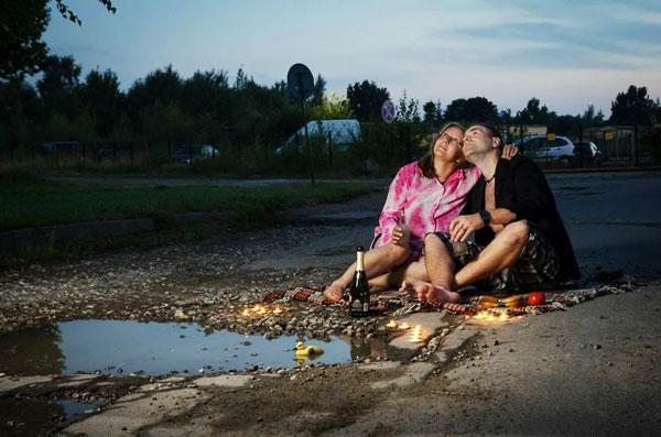 perierga.gr - Αστείες φωτογραφίες στις λακκούβες των δρόμων!