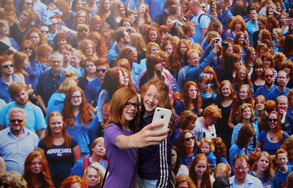 perierga.gr - Φεστιβάλ για κοκκινομάλληδες στην Ολλανδία!