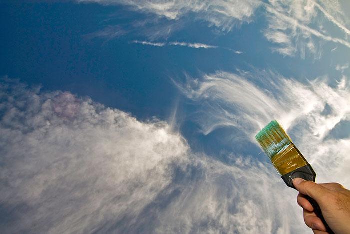 perierga.gr - Παιχνίδια με τα σύννεφα!