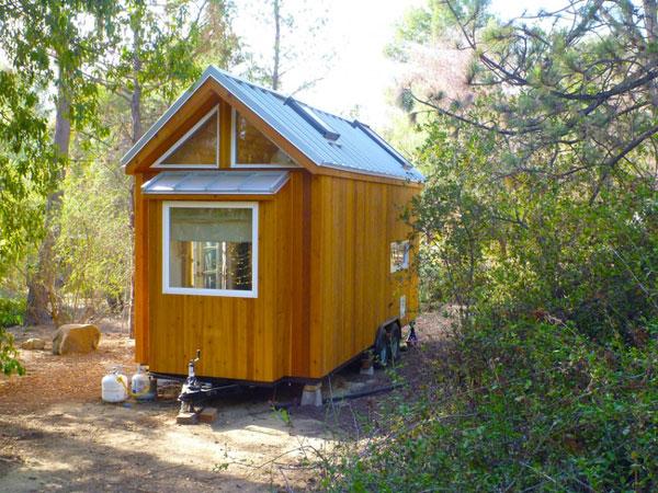 Perierga.gr - Μικρά σπίτια με όλες τις ανέσεις