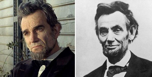 perierga.gr - 20 ηθοποιοί που μοιάζουν με ιστορικά πρόσωπα που υποδύθηκαν!