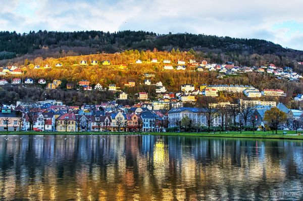 perierga.gr - Μπέργκεν: Ένα νορβηγικό διαμάντι!