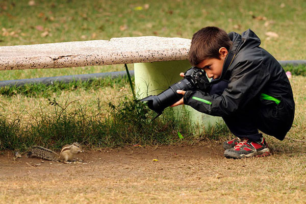 "perierga.gr - 9χρονος ""Φωτογράφος της Χρονιάς 2014""!"