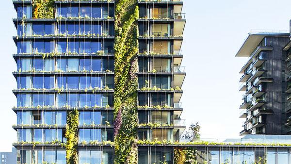 perierga.gr - Ο ψηλότερος «κάθετος» κήπος στον κόσμο!
