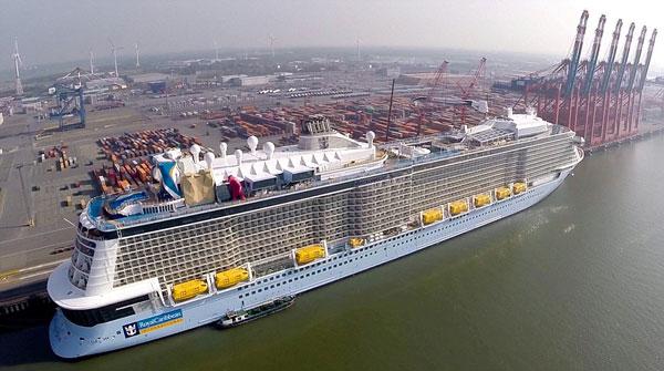 perierga.gr - Φουτουριστικό κρουαζιερόπλοιο υπόσχεται μοναδικά ταξίδια!