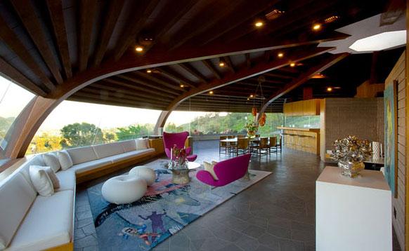perierga.gr - Καταπληκτικό σπίτι με θέα 360 μοιρών!