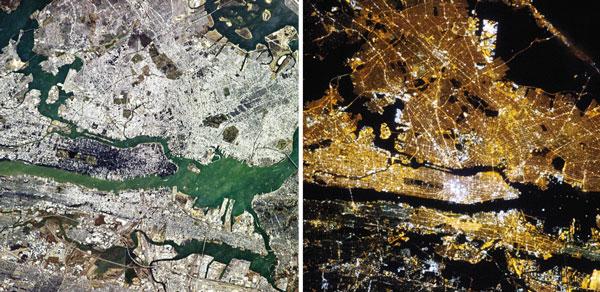 perierga.gr - Φωτογραφίες που κόβουν την ανάσα από έναν αστροναύτη!