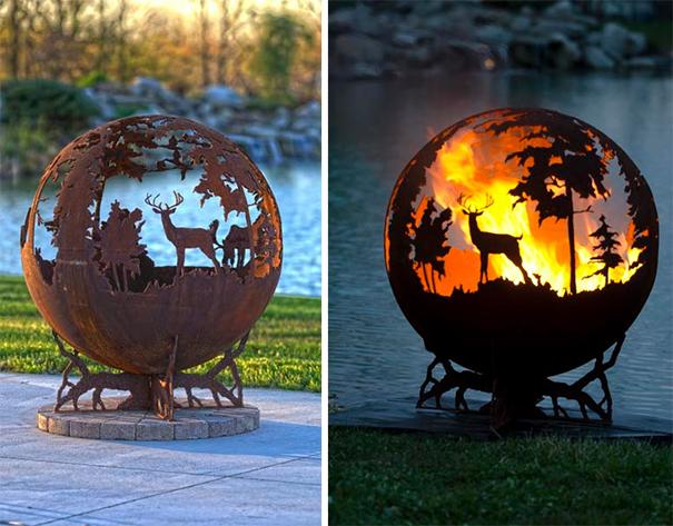 perierga.gr - Ευφάνταστες εστίες φωτιάς για... ψήσιμο!