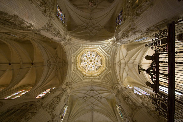 perierga.gr - Πανέμορφες οροφές κτηρίων!