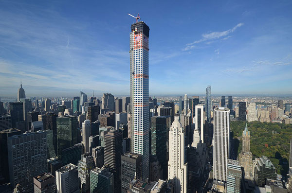 perierga.gr - Πολυτελές ρετιρέ με απίθανη θέα στη Νέα Υόρκη!