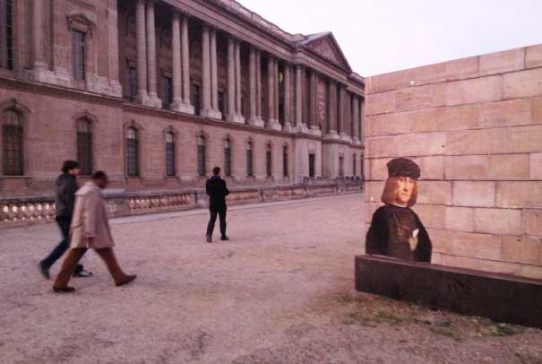 perierga.gr - Τα έργα τέχνης των μουσείων βγήκαν στους δρόμους!