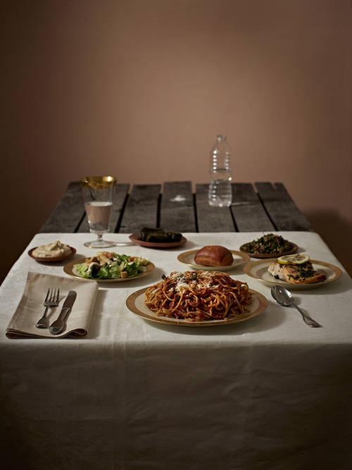 perierga.gr - Το φαγητό πλούσιων και φτωχών!