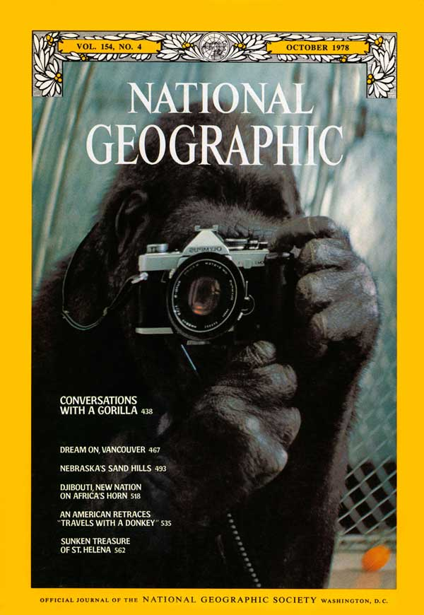 perierga.gr - 10 διάσημα εξώφυλλα του National Geographic!