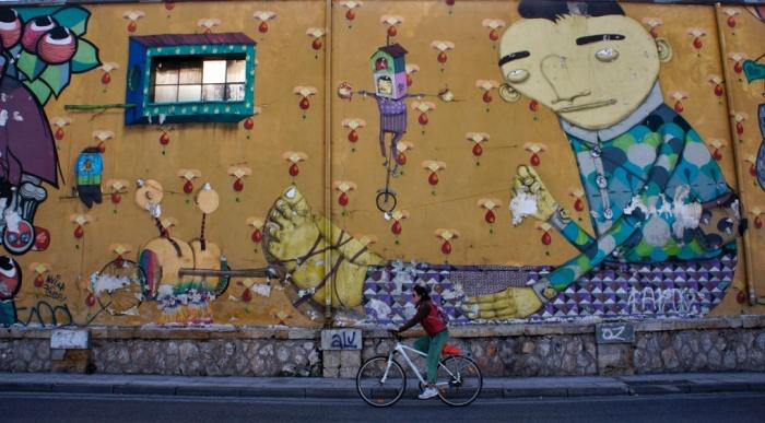 perierga.gr - Τα γκράφιτι της Αθήνας από τον Guardian!