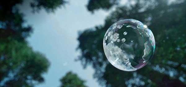 perierga.gr - Εκπληκτικό βίντεο δείχνει πώς παγώνει μια φυσαλίδα