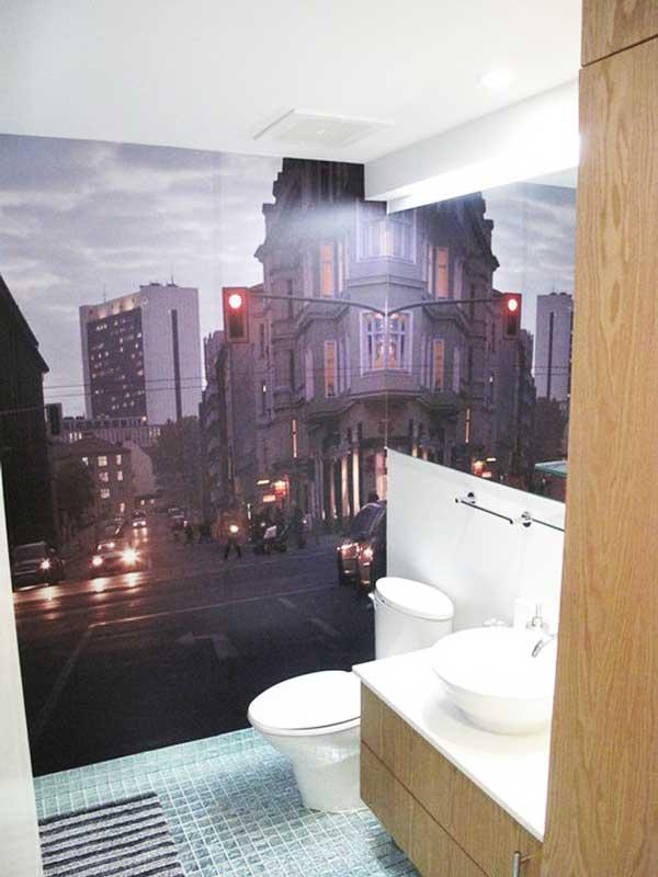 perierga.gr - Εντυπωσιακά μπάνια με... τοιχογραφίες!