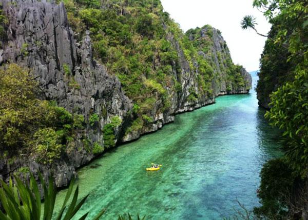 "perierga.gr - To πιο εξωτικό νησί στον κόσμο από το ""Condé Nast Traveler"""