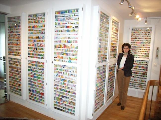 perierga.gr - Οι μεγαλύτερες και πιο παράξενες ιδιωτικές συλλογές στον κόσμο