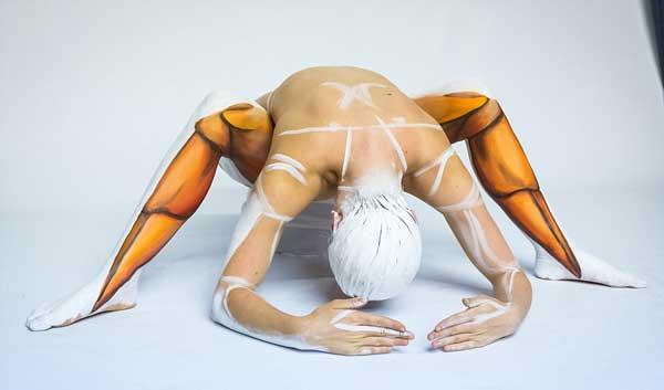 perierga.gr - Ζωγραφική στο σώμα με έμπνευση!