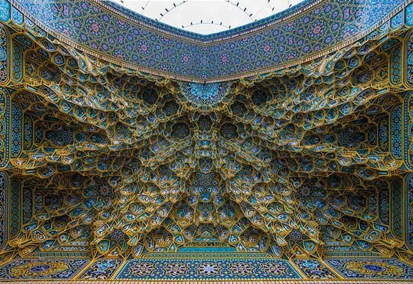 perierga.gr - Καταπληκτικές οροφές τζαμιών!