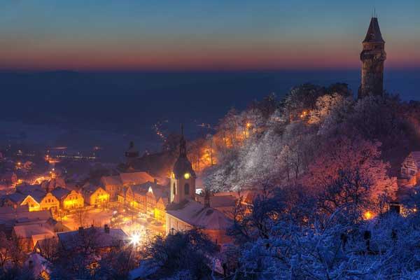 perierga.gr - Πανέμορφες χειμωνιάτικες πόλεις στον κόσμο!