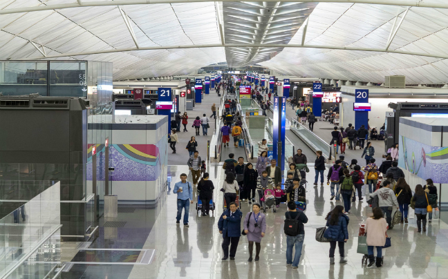 Perierga.gr - Τα 10 καλύτερα αεροδρόμια του κόσμου για το 2014