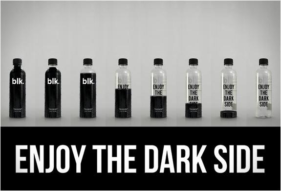 perierga.gr - Νερό με... μαύρο χρώμα!