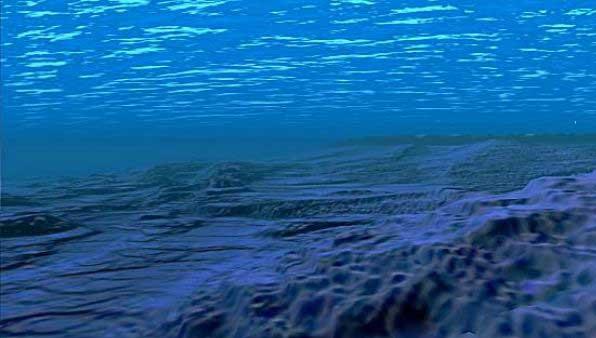 perierga.gr - Πανάρχαιο νερό κρύβεται στα έγκατα της Γης