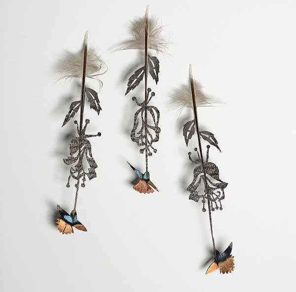 perierga.gr - Λεπτεπίλεπτες δημιουργίες σε φτερά!