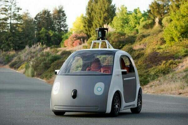 Perierga.gr -  Ετοιμο για τους δρόμους το αυτοκίνητο χωρίς οδηγό της Google