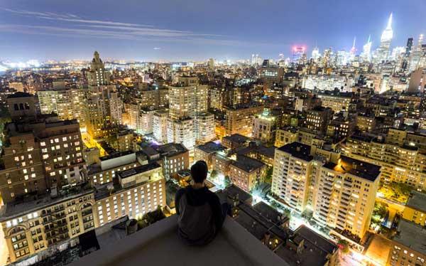 perierga.gr - Η Νέα Υόρκη από ψηλά είναι μαγική!