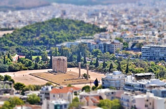 perierga.gr - Πόλεις σε... μικρογραφία!
