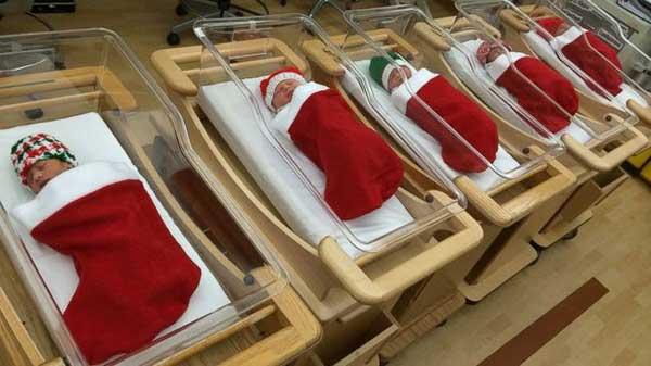 perierga.gr - Τα μωρά των Χριστουγέννων!