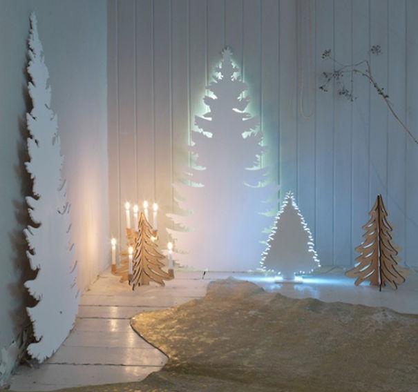 perierga.gr - Ασυνήθιστα χριστουγεννιάτικα δέντρα!