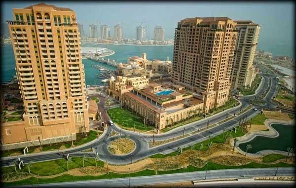 """perierga.gr- Το οικιστικό """"μαργαριτάρι"""" του Κατάρ!"""