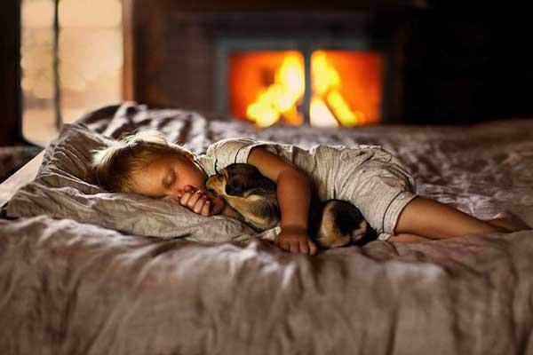 perierga.gr - Τρυφερές εικόνες παιδιών με τα κατοικίδιά τους!
