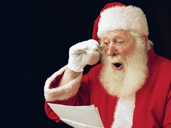 perierga.gr - Έτσι ήταν ο Άγιος Βασίλης!