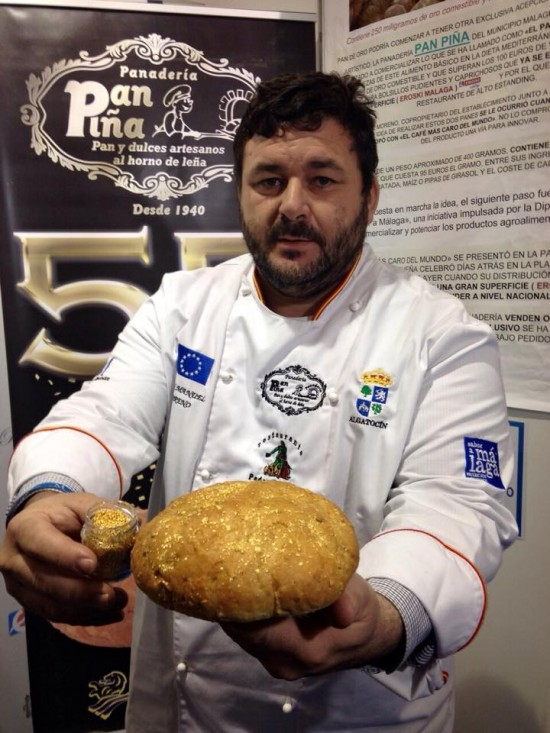 perierga.gr - Χρυσό... ψωμο για τις γιορτές!
