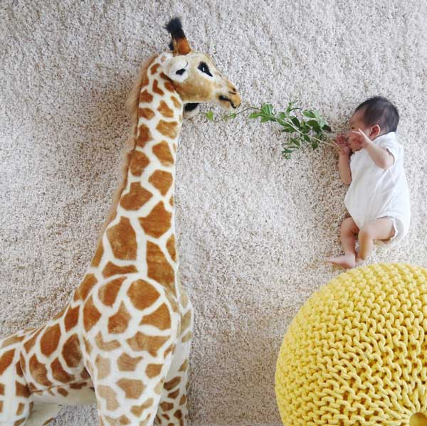 perierga.gr - Οι περιπέτειες ενός μωρού στον... ύπνο του!