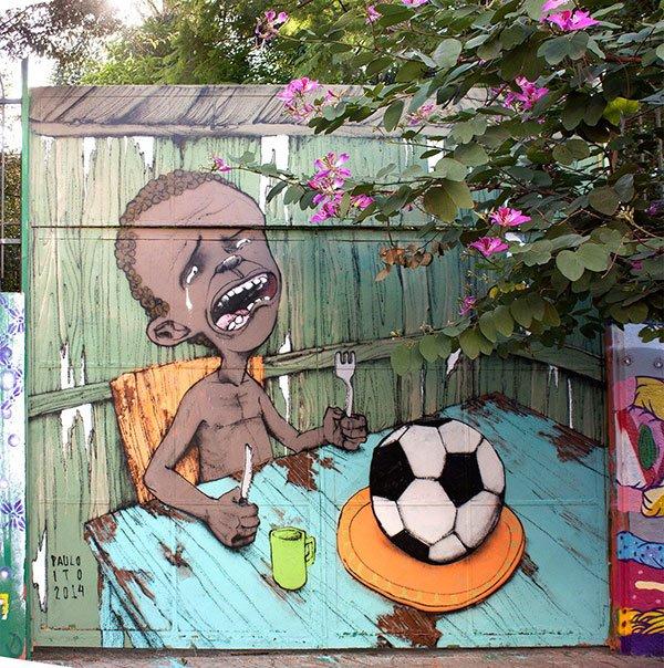 perierga.gr - Εξαιρετικές street art δημιουργίες!