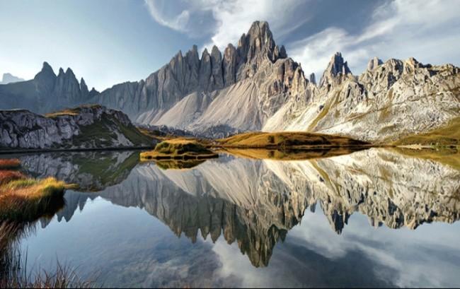 perierga.gr - Πανέμορφες αντανακλάσεις στη φύση!