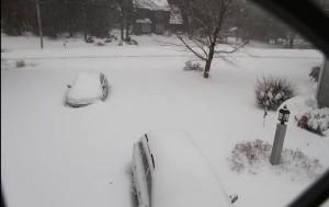 perierga.gr - Απίστευτη αύξηση του χιονιού σε 24 ώρες!