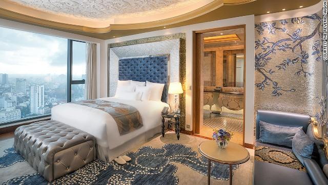 perierga.gr - Ολοκαίνουρια πολυτελή ξενοδοχεία του 2015!