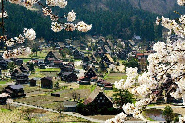 Ogimachi: Σε αυτό το πανέμορφο χωριό επιτρέπεται να μείνεις 1 νύχτα!