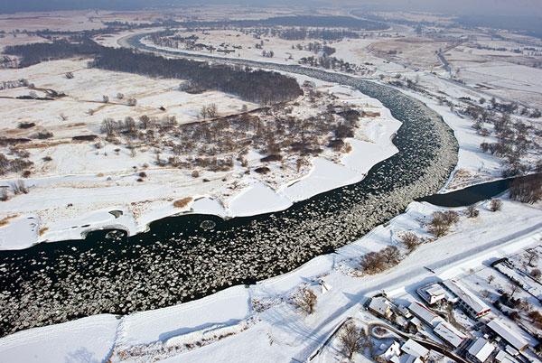 perierga.gr - Εντυπωσιακές αεροφωτογραφίες ποταμών!