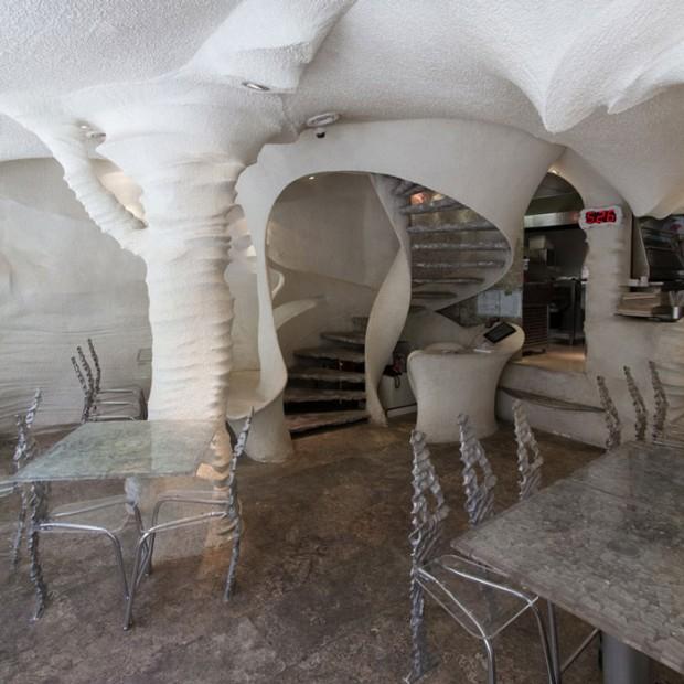 perierga.gr - Εστιατόριο εξ ολοκλήρου από... αλάτι!