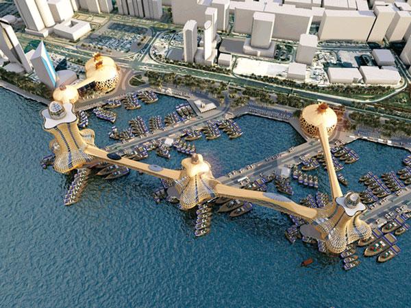 perierga.gr - Το Ντουμπάι ετοιμάζει την πόλη του Αλαντίν!