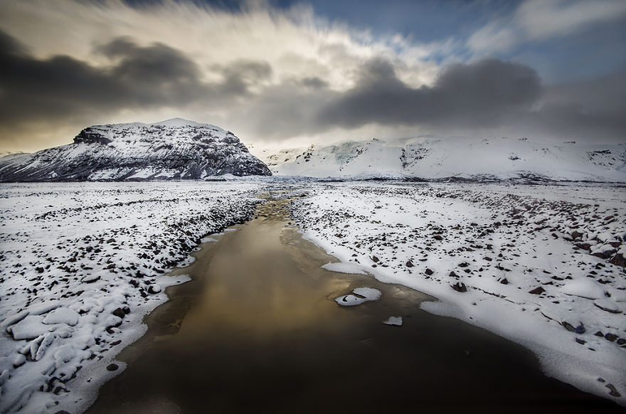 perierga.gr - Πανέμορφα τοπία της Ισλανδίας το χειμώνα!